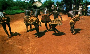 Trance in Afrika